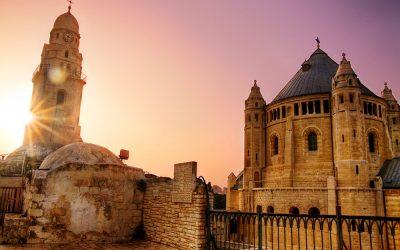 Jerusalem-Abbey